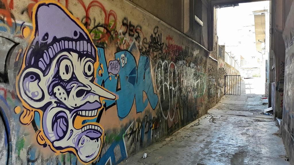 Grafit, Belgrade: Patuljak.