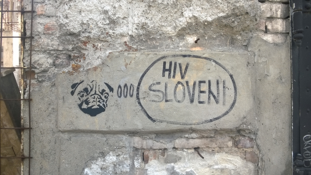 Marker, Stari Grad: HIV sloveni. Savamala. Inspektor Yoda Zgužvani.