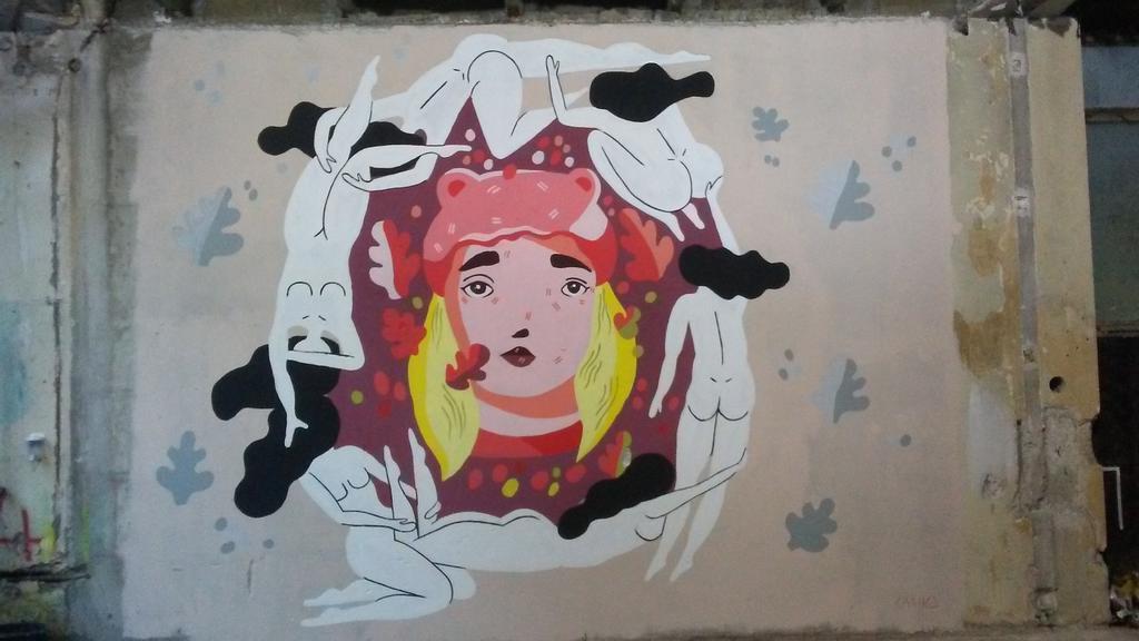 Grafit, Stari Grad: Swirl. Kriska studio.