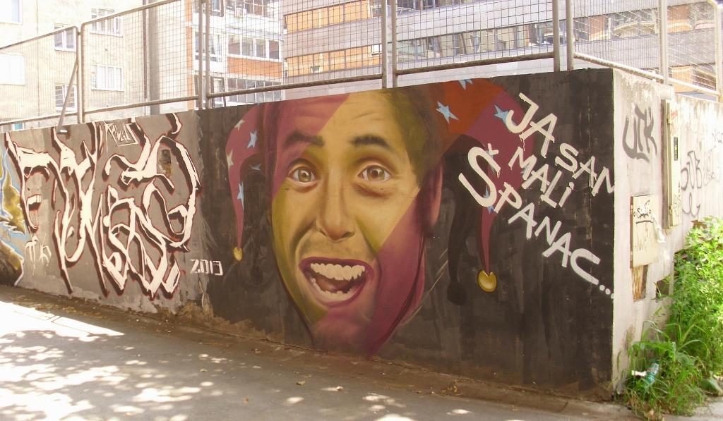 Grafit, Belgrade: Španac. Beograd.