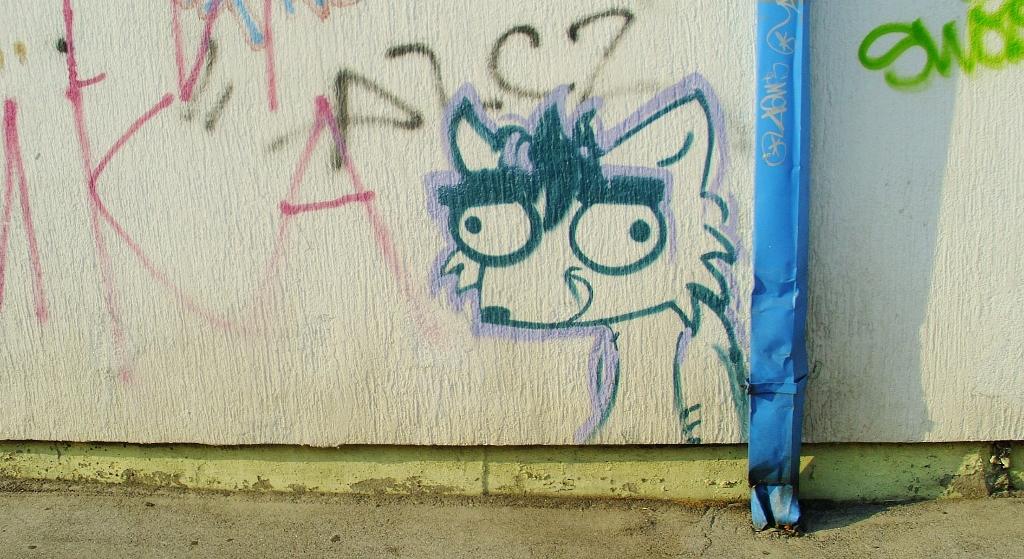 Grafit, Stari Grad: Bleja. Savamala. Beograd.