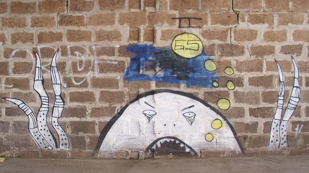Grafit, Stari Grad: Pandur. Savamala. Beograd.