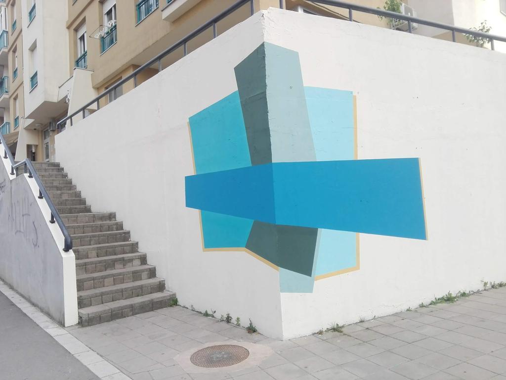 Grafit, Miloševac: STEPA #1.
