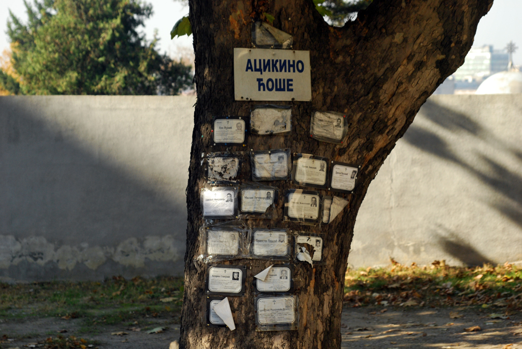 NLO, Karaburma: Mesto dobre kupovine.