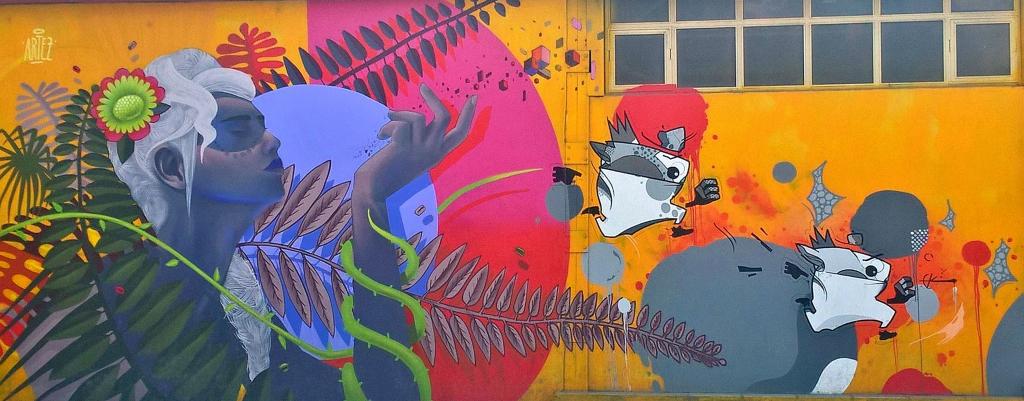 Grafit, Thessaloniki: Artez. Artez. Thessaloniki. Greece.
