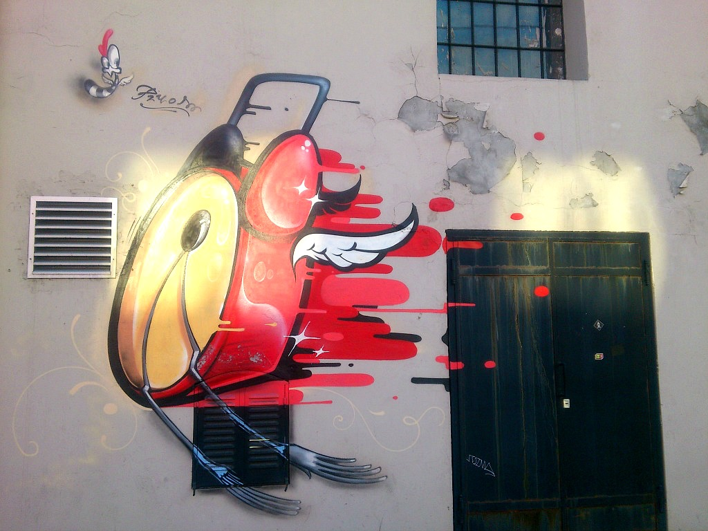 Grafit, Stari Grad: Vreme. Piros. Savamala. KC Grad.