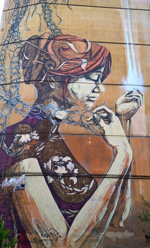 Grafit, Thessaloniki: Freedom. Greece. mural.