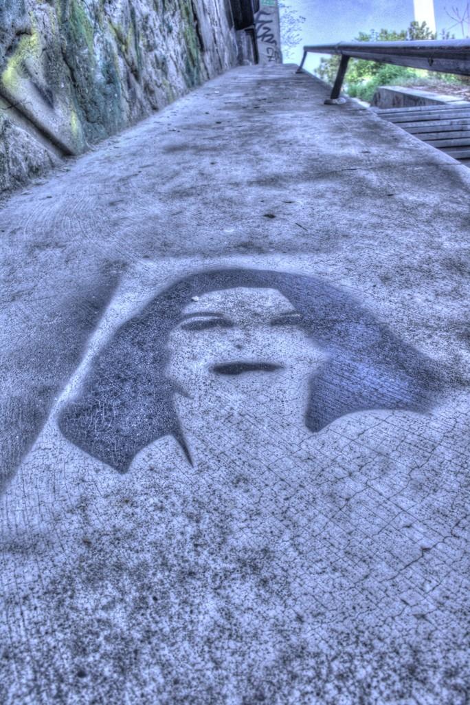 Stencil, Stari Grad: Crnokosa.